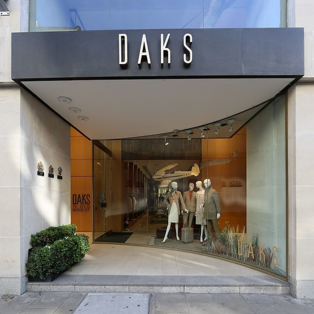 DAKS Bond Street London